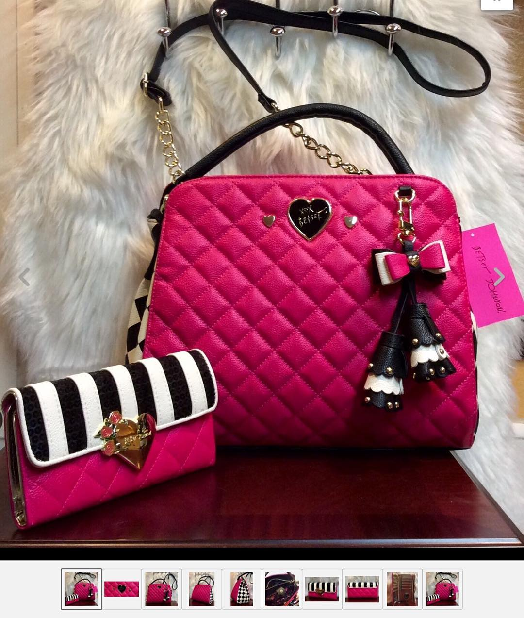 What's Your favorite Betsey Johnson Handbag?